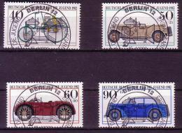 BRD Mi-Nr.1123-1126 Gestempelt - Used Stamps