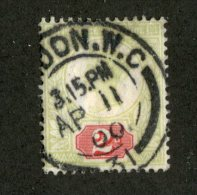 7213x  GB 1887  Scott #113 (o)   (SCV- $10.00)  Offers Welcome! - 1840-1901 (Viktoria)