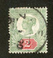 7215x  GB 1887  Scott #113 (o)   (SCV- $10.00)  Offers Welcome! - 1840-1901 (Viktoria)