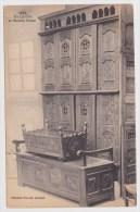 QUIMPER - COLLECTION VILLARD - N° 1652 - UN LIT CLOS ET BERCEAU BRETON - Quimper