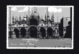 Venezia  -  Chiesa S. Marco. - Venezia (Venice)
