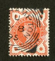7225x  GB 1887  Scott #111 (o)   (SCV- $.75)  Offers Welcome! - 1840-1901 (Viktoria)