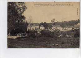Ancienne Abbaye Du Reclus Près Talus Saint Prix - Très Bon état - France