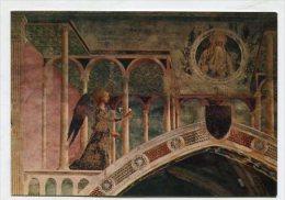 CHRISTIANITY - AK 212095 Roma - Chiesa S. Clemente - Masolino (1425) - Chiese E Conventi