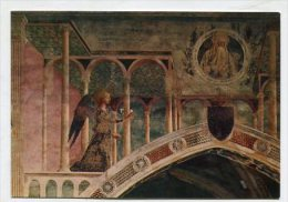 CHRISTIANITY - AK 212095 Roma - Chiesa S. Clemente - Masolino (1425) - Eglises Et Couvents