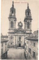 LUNEVILLE  église Saint Jacques écrite TTBE - Luneville