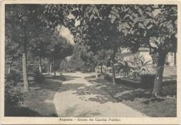 ARGENTA - INTERNO DEI GIARDINI PUBBLICI - Ferrara