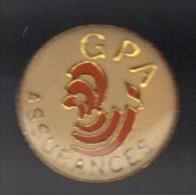 Pin´s  GPA ASSURANCE - Badges