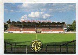 FOOTBALL - AK 212120 Stadium / Stadion - Bayreuth - Hans Walter Wild-Stadion  SpVgg Bayreuth - Fussball