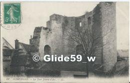 COMPIEGNE - La Tour Jeanne D'Arc - N° 68 - Compiegne