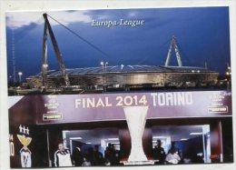 FOOTBALL - AK 212154 Stadium / Stadion - Italy - Juventus Stadion - Europa-Legue Final 2014 FC Sevilla Vs. Benfica Lisab - Fussball