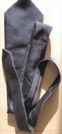 Cravate  Noire Pour Tenue De Cérémonie - Uniformes