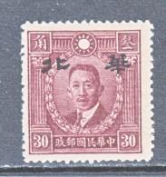 North China  8N 77    *