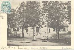 38 - CHAPONNAY - Isère - La Mairie - Other Municipalities