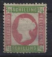 Germany (Helgoland)  1873  (o)  Mi.9 ? (see Discription) - Heligoland