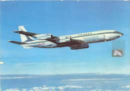 BF37810 Boeing 707b Intercontinental Air France  Aviation Airplane Air Plaine - 1946-....: Moderne