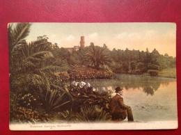 Australie MELBOURNE Botanical Gardens - Animée - Cartes Postales