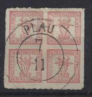 Germany (Mecklenburg-Schwerin)  1864  (o)  Mi.5 - Mecklenburg-Schwerin