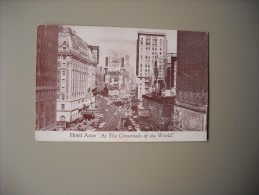 ETATS UNIS NY NEW YORK CITY  TIME SQUARE HOTEL ASTOR - Time Square