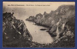 29 BEUZEC-CAP-SIZUN Côte De Beuzec, La Crique De Castel Ar Roch - Beuzec-Cap-Sizun
