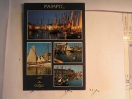 Paimpol - Rassemblement De Vieux Gréements Dans Le Bassin à Flot - Paimpol