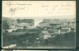 Bonnière Sur Seine ( Vue Générale ?  ) ( Freneuse ?  ) -  Eaz144 - Bonnieres Sur Seine