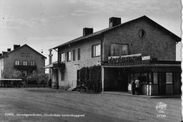 SUEDE - SURTE JÄRNVÄGSSTATIONEN, GLASBRUKELS KONTORSBYGGNAD ( LOT P25) - Zweden