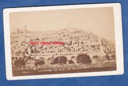 Photo Ancienne CDV Vers 1865 / 1870 - Prés AVIGNON - Notre Dame De Rochefort - Gard - TOP RARE - Photo J. B. Michel - Old (before 1900)