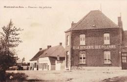 MONTROEUL-au-BOIS - Descente Des Pélerins - Frasnes-lez-Anvaing