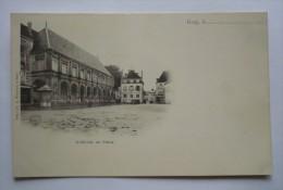 70 - Carte Précurseur GRAY -  L'hôtel De Ville  -  Lib. A .BERGERET - Gray