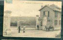N°17  CHAMBOURCY - LA CHATAIGNERAIE DE RETZ- Eaz170 - Chambourcy