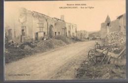 GELLENONCOURT . Rue De L'Eglise . - France