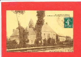 76 BLANGY Sur BRESLE Cpa Le Manoir De Fontaine                  27 Mariavalle - Blangy-sur-Bresle