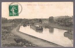 SEMPIGNY . Le Canal , Vue Prise Du Pont . - France