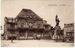 Saint Dizier - Le Théâtre ( Autobus, édit. Valot ) - Saint Dizier