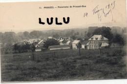 DEPT 80 : Prouzel , Panorama De Prouzel-Bas - France