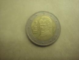 E 1298 - 2 EURO OOSTENRIJK 2003 - Austria
