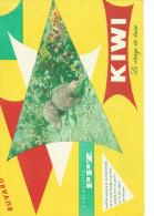 Buvard KIWI - Le Cirage De Luxe. - Löschblätter, Heftumschläge