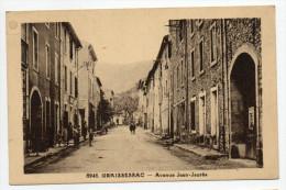 GRAISSESSAC (34) - AVENUE JEAN JAURES - France