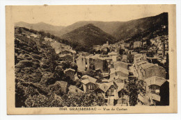 GRAISSESSAC (34) - VUE DE CASTAN - France
