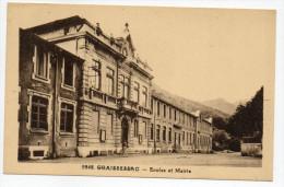 GRAISSESSAC (34) - ECOLE ET MAIRIE - France