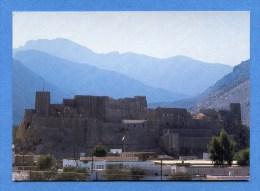 Oman - Fort Nakhl - Oman