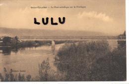 DEPT 24 : Saint Cyprien Le Pont Métallique Sur La Dordogne - Andere Gemeenten