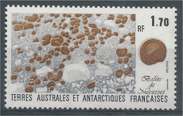 French Antarctic (FSAT), Moss, 1991, MNH VF - French Southern And Antarctic Territories (TAAF)