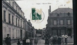 SUIPPES RUE DE L ORME  SIGNEE HUBERT - Francia