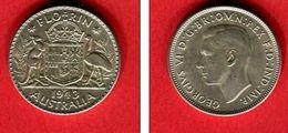 GEORGE  VI ( KM 40 )  TTB+  33 - Monnaie Pré-décimale (1910-1965)
