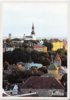 Estonia, Tallinn, 1994 Used Postcard [14302] - Estonia