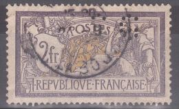FRANCE - 1900 - Merson - Y&T N° 122 - Perforé SG - 1900-27 Merson
