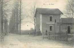 Nov14 461: Humbécourt  -  Gare - France