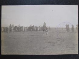 Old Real Photo Postcard - Üsküb, Skopje, Skoplje - Military (WWI) - Macedonia